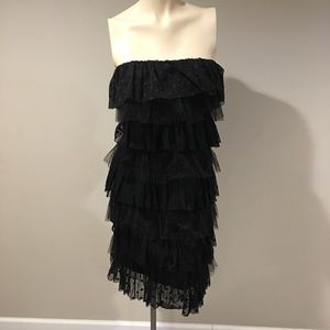 Kate Young for Target Ruffle Party Dress Size 10